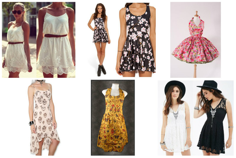 Sundresses for Summer