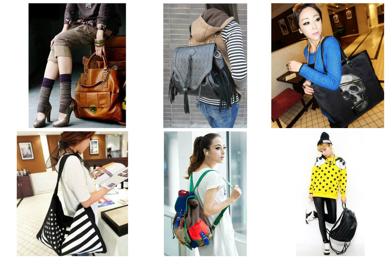Backpacks and Tote Bags With Style