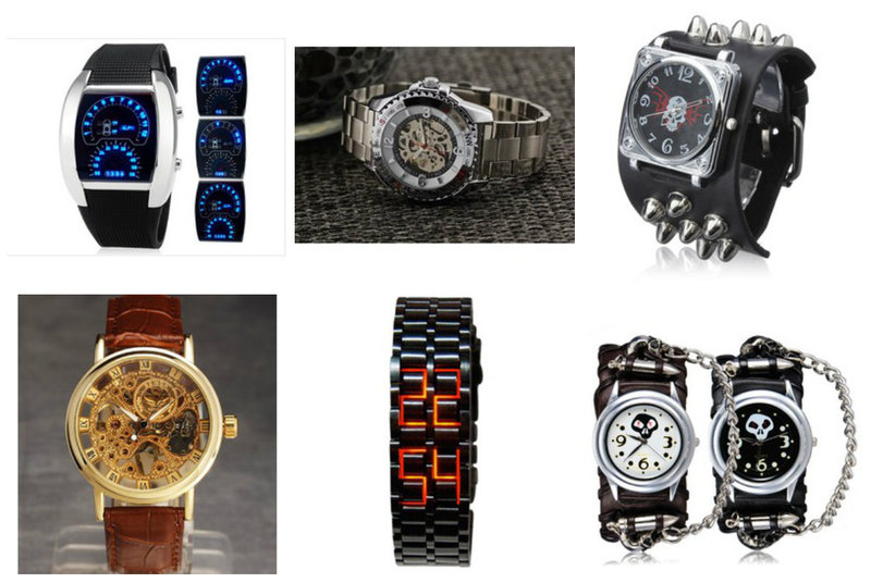 Mens Watches on RebelsMarket