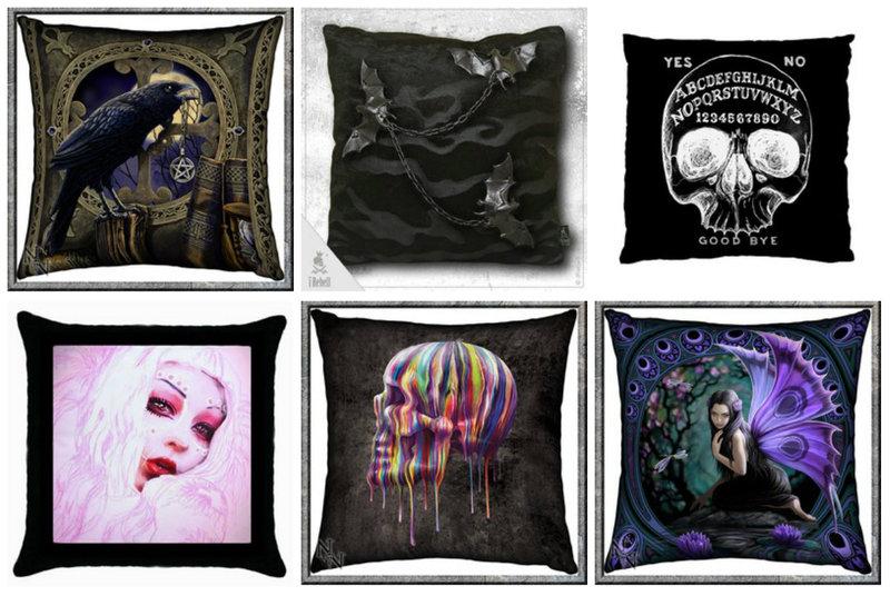 Gothic Pillows