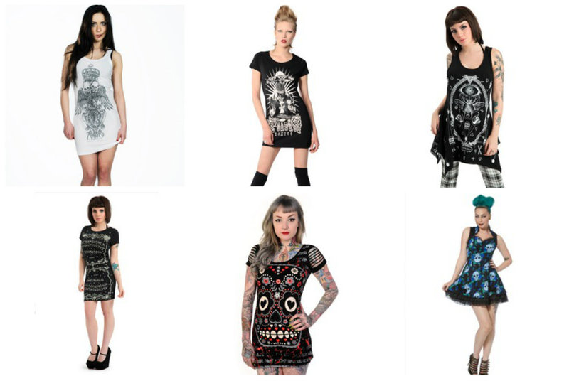 Alternative Fashion from RebelsMarket