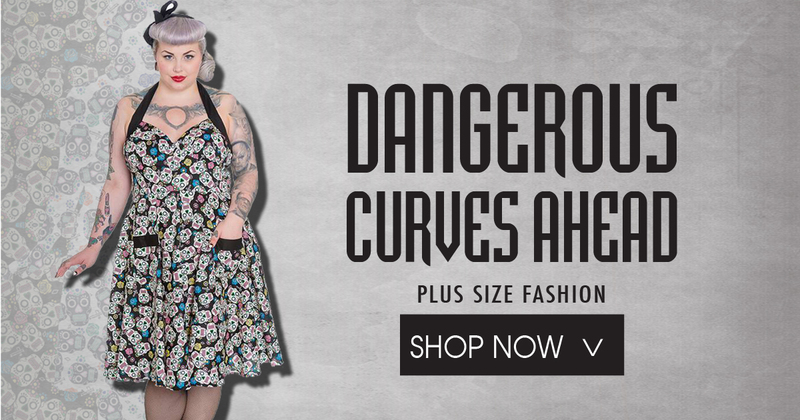 Plus Size Dresses from RebelsMarket