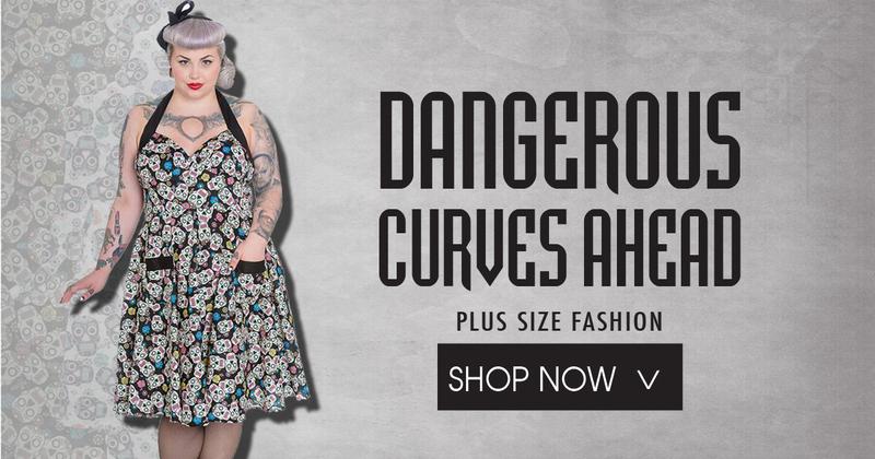 Plus Size Dresses from RebelsMarket