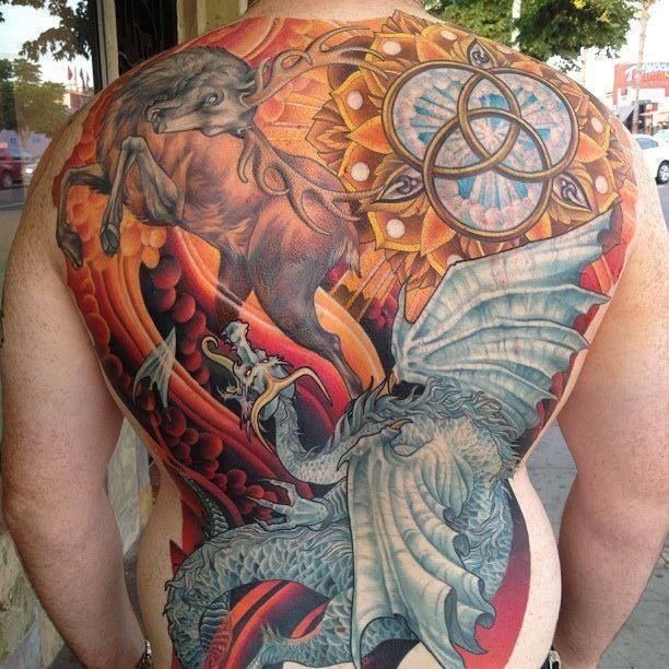 batheon-targaryeon-tattoo-fire-ice-theme