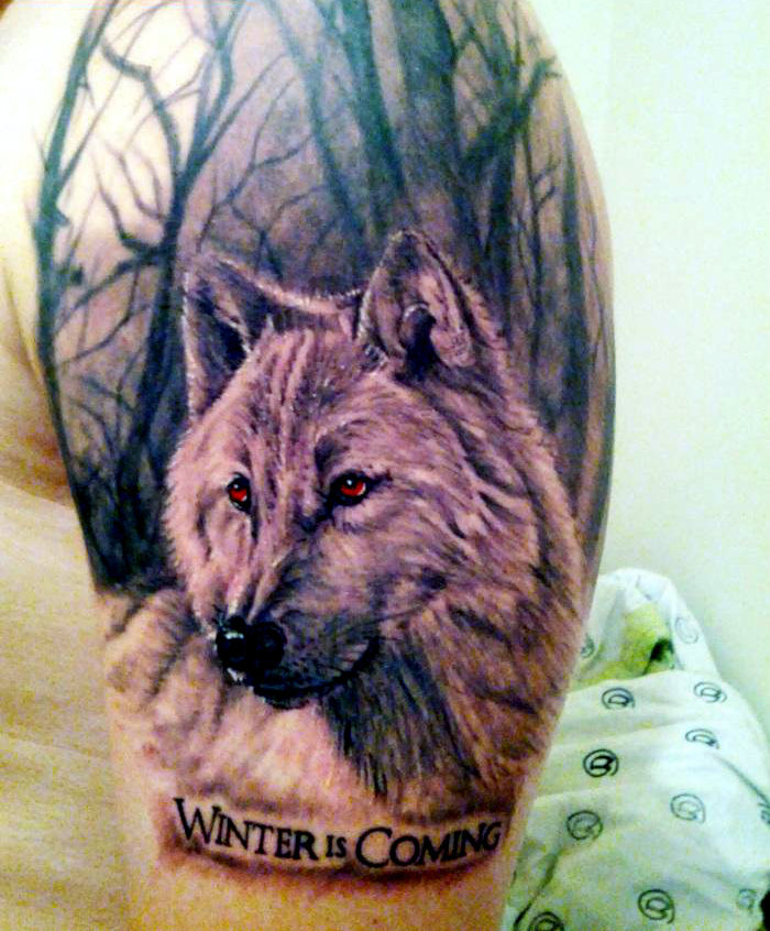 winter-is-coming-tattoo-wolf-family stark