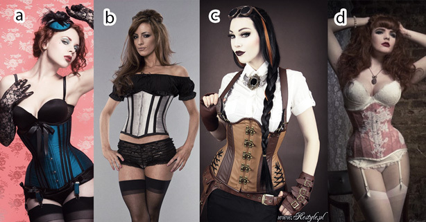 f13b70ffe8 5 Types Of Corsets   How to Wear Them