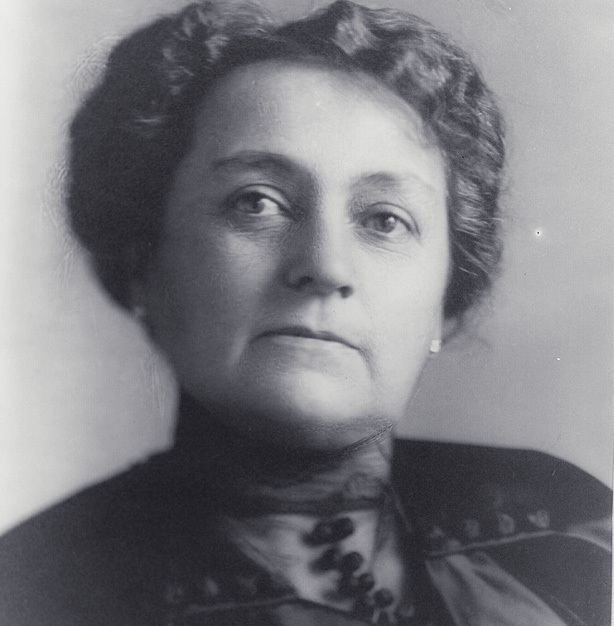 Former First Lady Caroline Lavinia Harrison was a major advocate for women's rights.