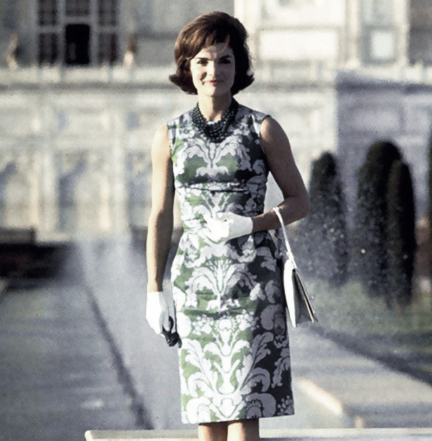 Former First Lady Jacqueline Kennedy established the job of White House Curator.