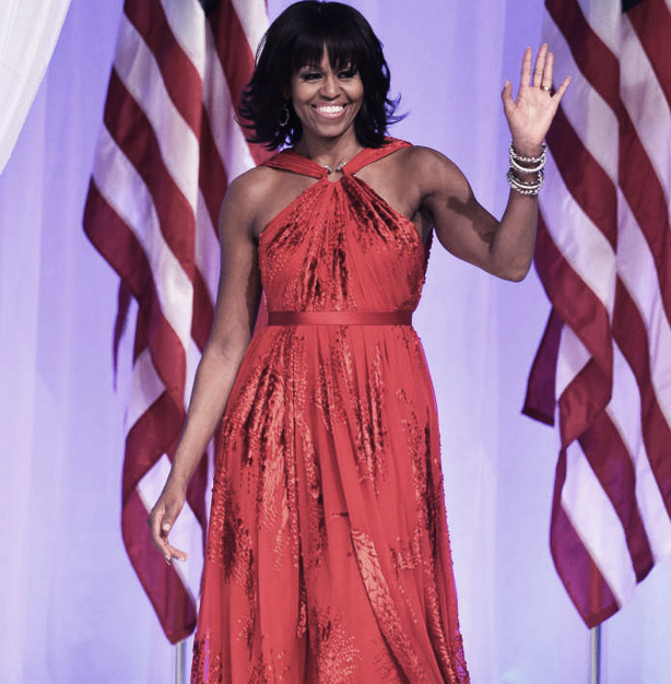 First Lady Michelle Obama is a role model for women everywhere.