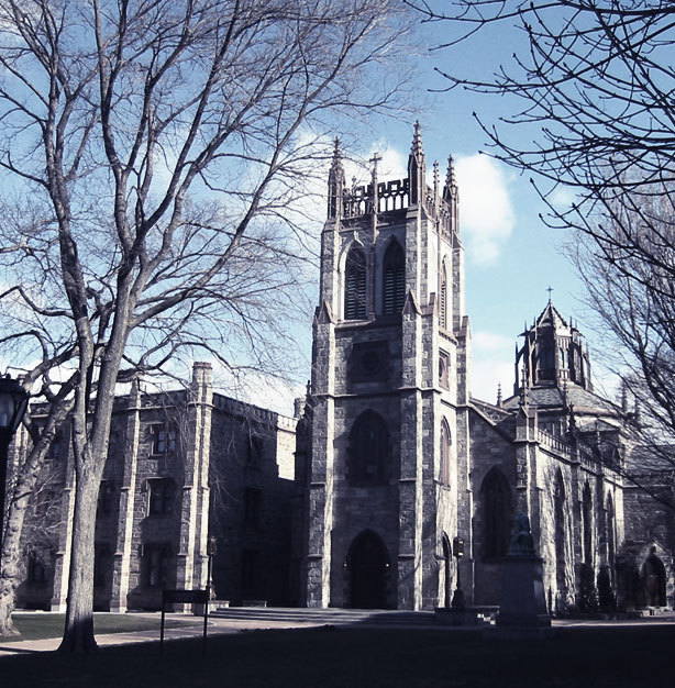 Fordham University, Bronx, New York - One of the top haunted schools in the world