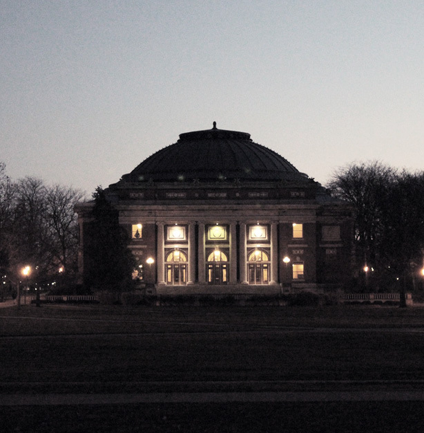 University of Illinois, Champaign, Illinois - One of the most haunted schools in the world