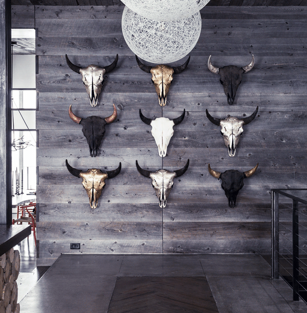 Skull decor will add instant edge to your dorm room's style!