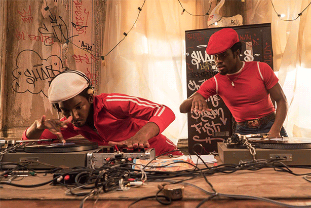 From Disco to Hip Hop - Experience the authentic retro feel of The Get Down on Netflix.