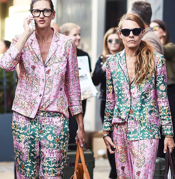 Street Ready Pajama Styles are a Must for Fall 2016