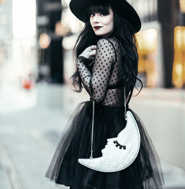 Goth dresses are an easy way to transition to a Gothic wardrobe.