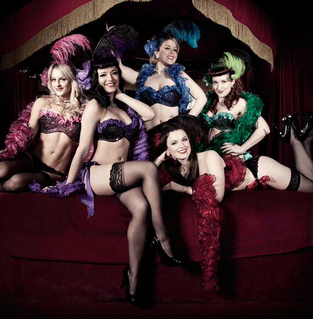 Learn more about Burlesque style and the art of the striptease.