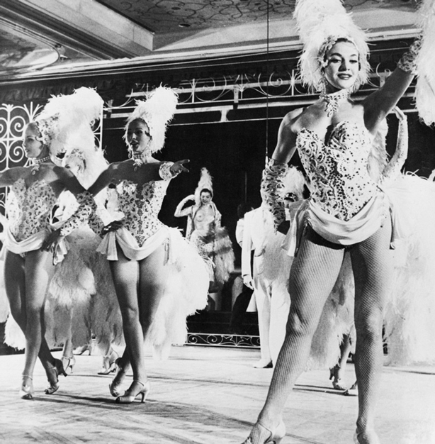 The origin of Burlesque and the art of the Striptease.