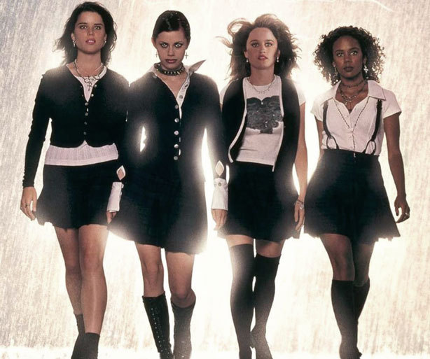 90s Fashion Style Inspiration - The Craft