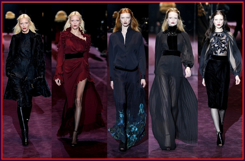 The Gallery For Gothic High Fashion