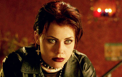 Everyday Gothic Makeup