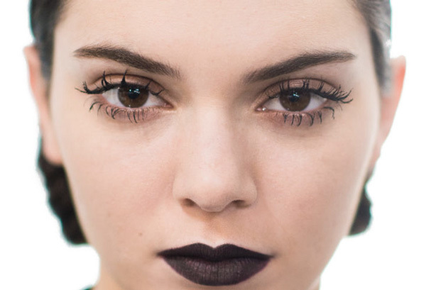 Ready to try black lipstick? Learn how here -