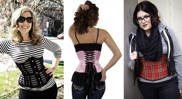 Find the perfect corset for your style.