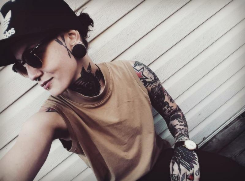 tattoos going mainstream