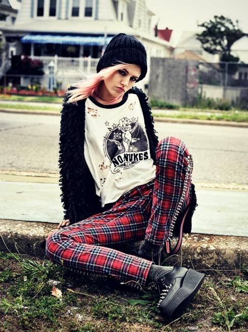 Alternative fashion trends: Punk