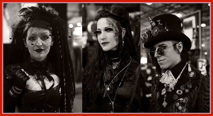 the influence of music and literature on punk goth and other rock fashions Styles of dress within the subculture range from death rock, punk the influence of the gothic novel on the goth subculture can covering literature, music.