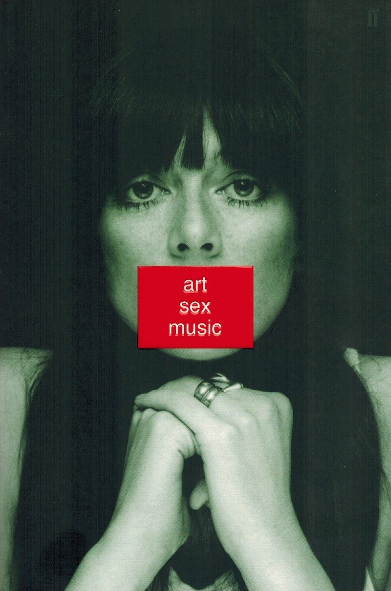 book cover of cosey fanni tutti's autobiography Art, Sex, Music