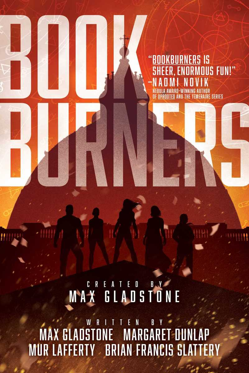 Book burners cover image
