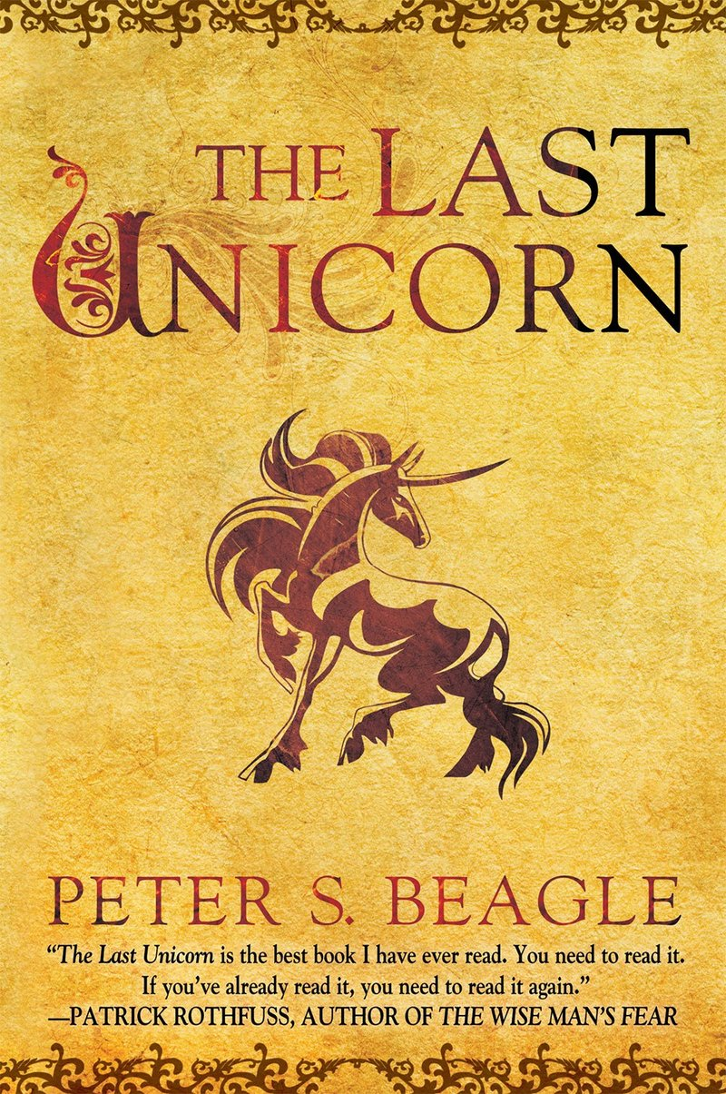 The lazt unicorn book cover