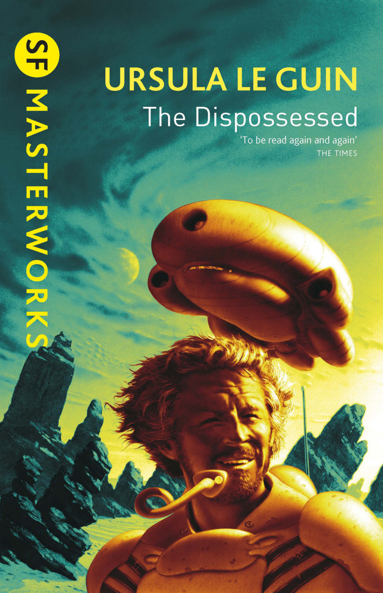 RebelsMarket Summer Reading List: : The Disposessed