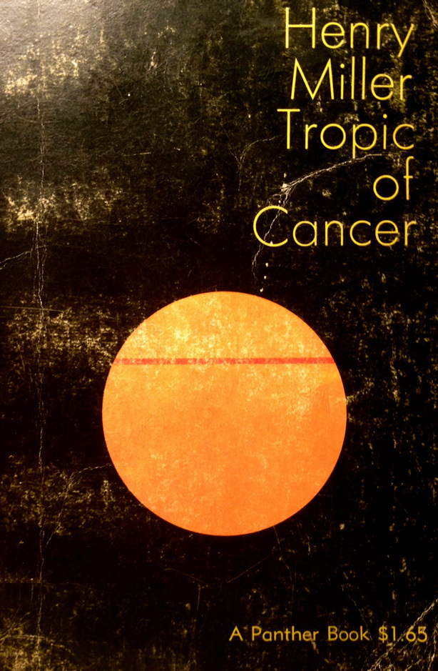 RebelsMarket Summer Reading List: Tropic of Cancer