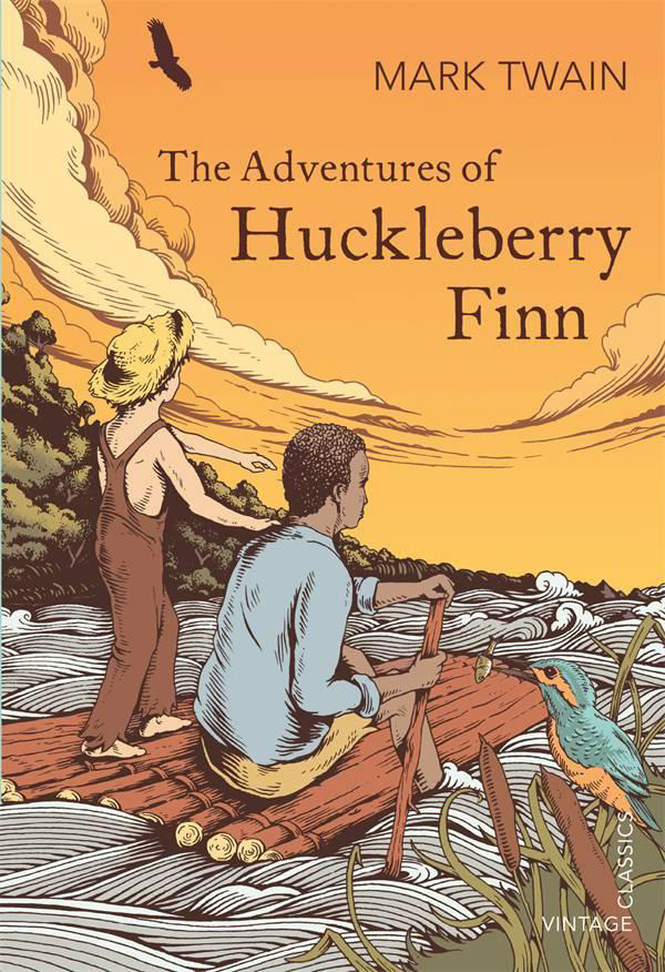 RebelsMarket Summer Reading List: Huck Finn
