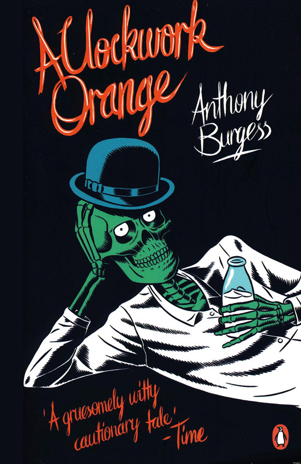 RebelsMarket Summer Reading List: A Clockwork Orange