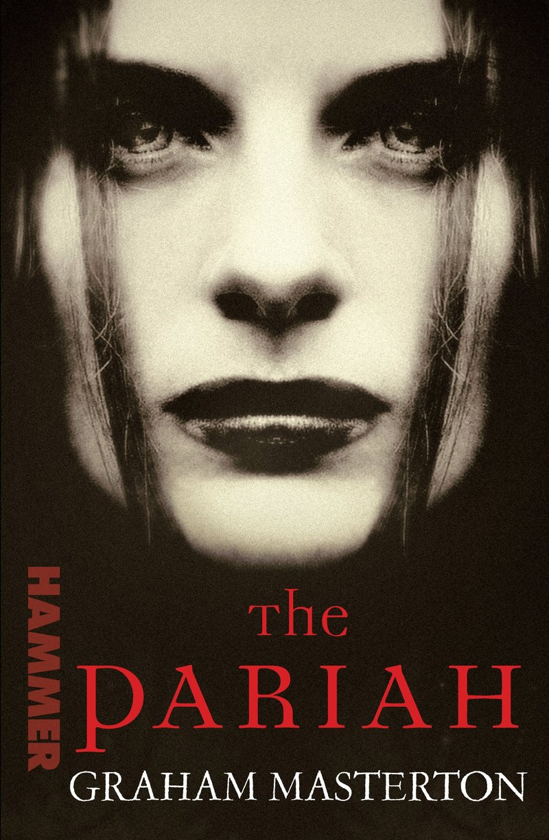 Your Summer Reading List: Horror Novel  'The Pariah' by Graham Masterton