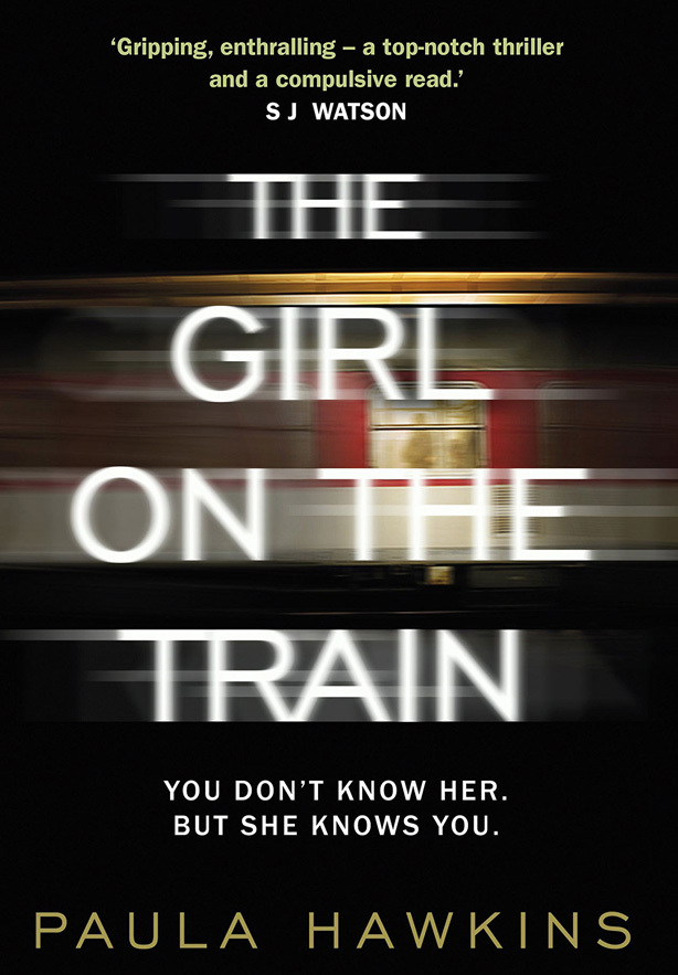 Your Summer Reading List: The Girl on The Train