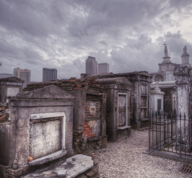 13 Weirdest Places to Visit in the US: Saint Louis Cemetery, New Orleans