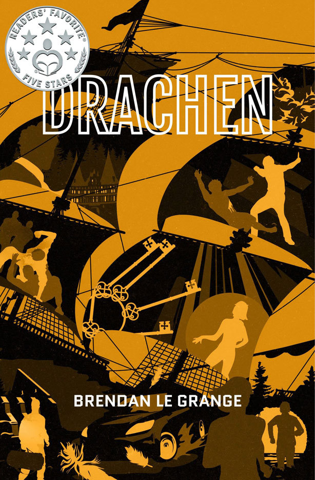 Top Indie Published Novels: Drachen