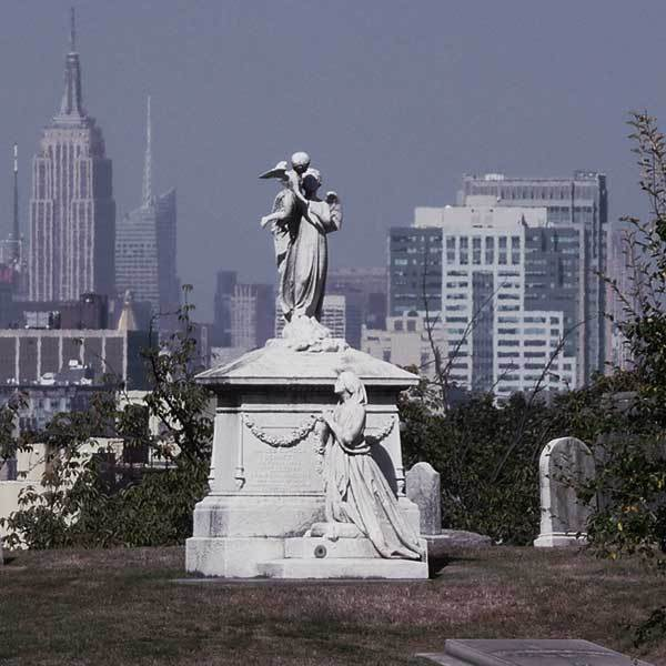 Top Cemeteries to Visit: Green-Wood, New York