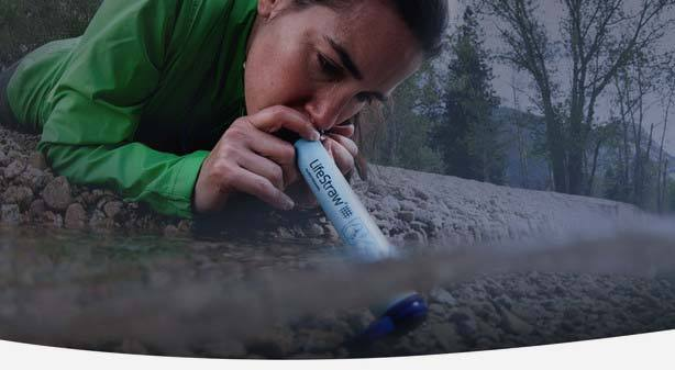 LifeStraw: An Essential for Camping and the Great Outdoors