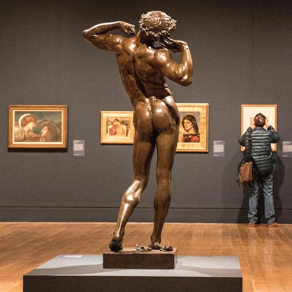 Alt Museum Exhibitions of Summer 2017: Queer British Art, Tate