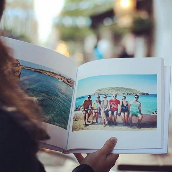 27 Things to Do Before Summer Ends: Make a photo album