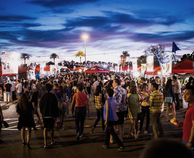 Best Fall Food Festivals Across America: 626 Night Market