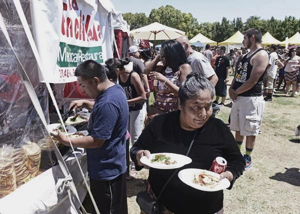Best Fall Food Festivals Across America: The Taco Festival
