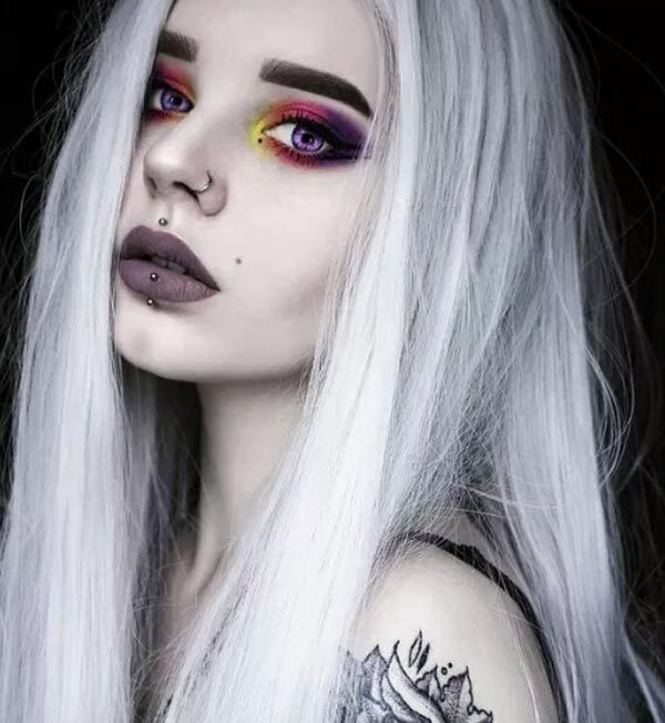 Witch-Inspired Makeup Looks: Veronika Meier