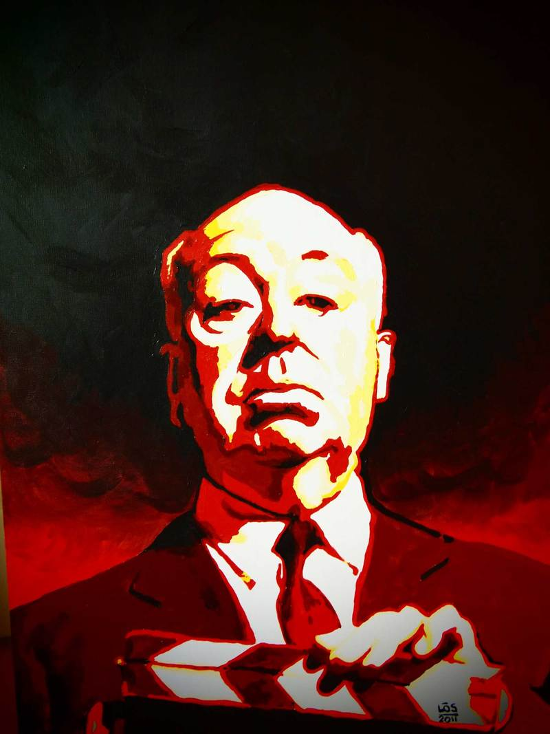 Alfred Hitchcock was born on Friday 13th