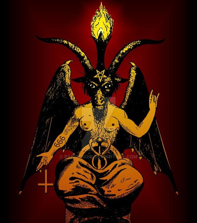 A Quick Guide To Occult Symbolism: Baphomet
