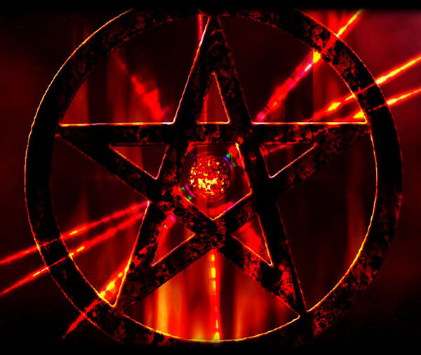 A Quick Guide To Occult Symbolism: witches Pentacle